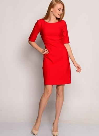 Fresh Company Elbise Kırmızı